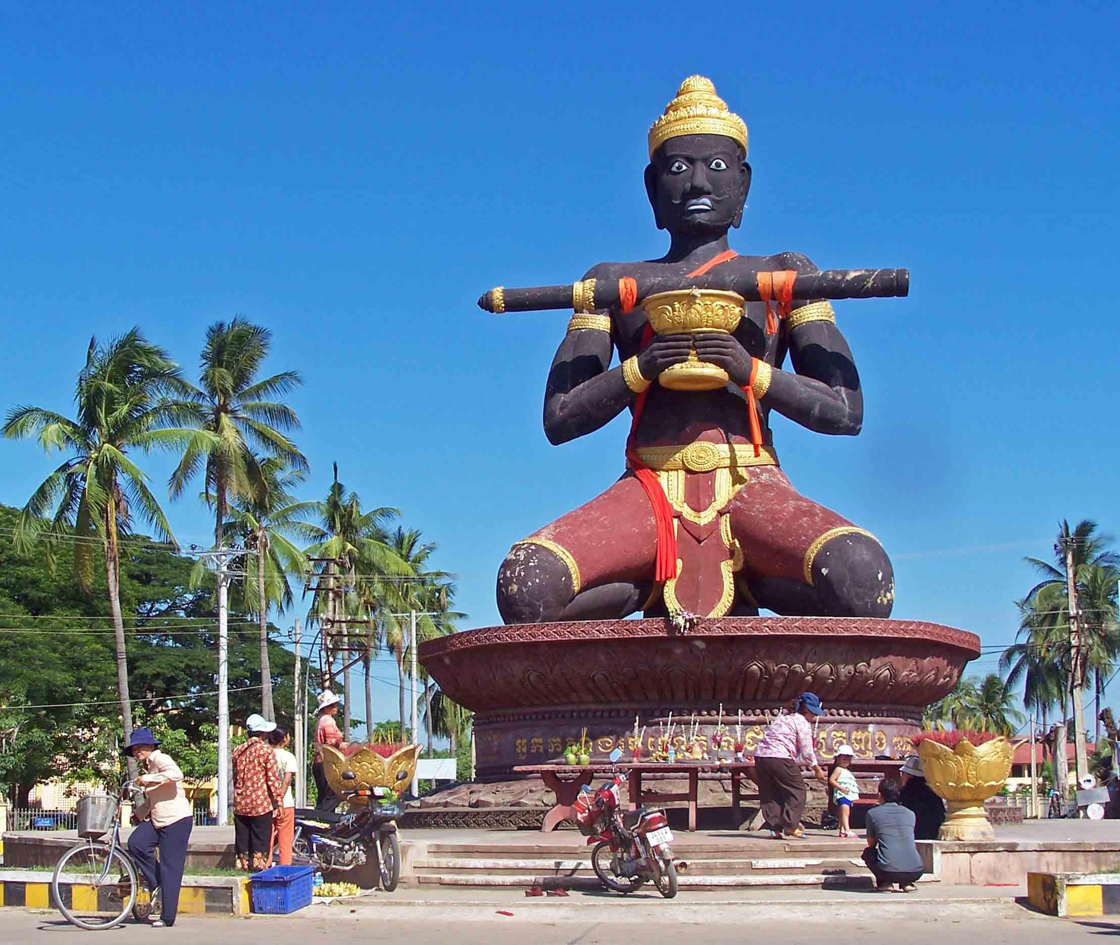 Visite Cambodge sur mesure, j'en reviens tout juste !