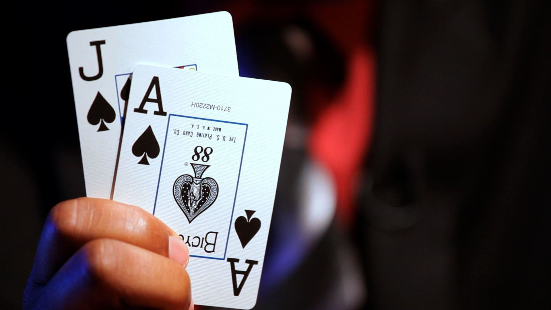 Blackjack en ligne : choisir son fournisseur de jeux